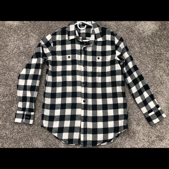 GAP Other - GapKids Flannel Button Down Shirt Size XXL (14-16)